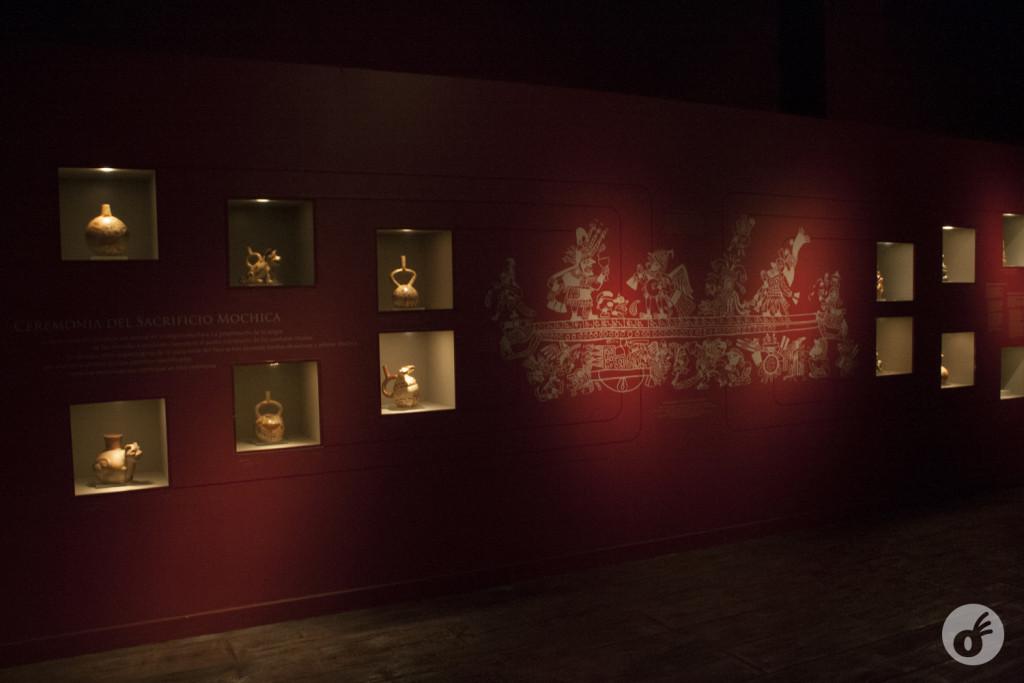 O museu é bem ajeitadinho e não deve nada pros grandes e clássicos...