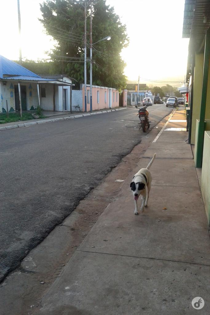 Santa Elena de Uairén é basicamente isso aí durante o dia.
