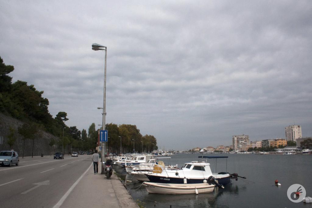 Com o mar ali do lado, já vale como Croácia :)