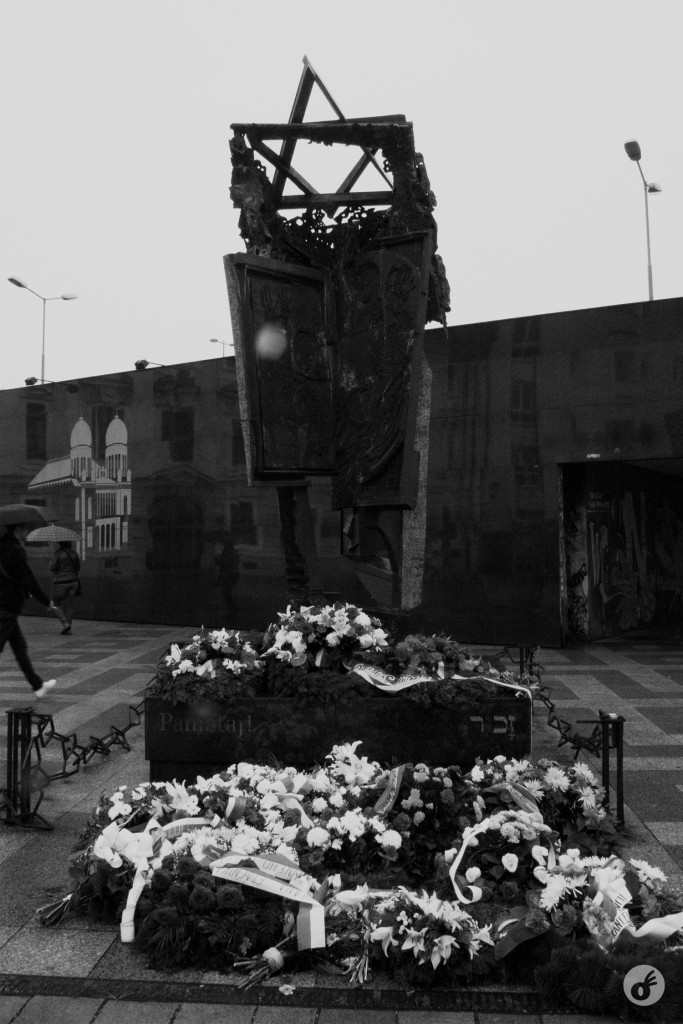 Memorial em homenagem às crianças judias (Eslováquia)