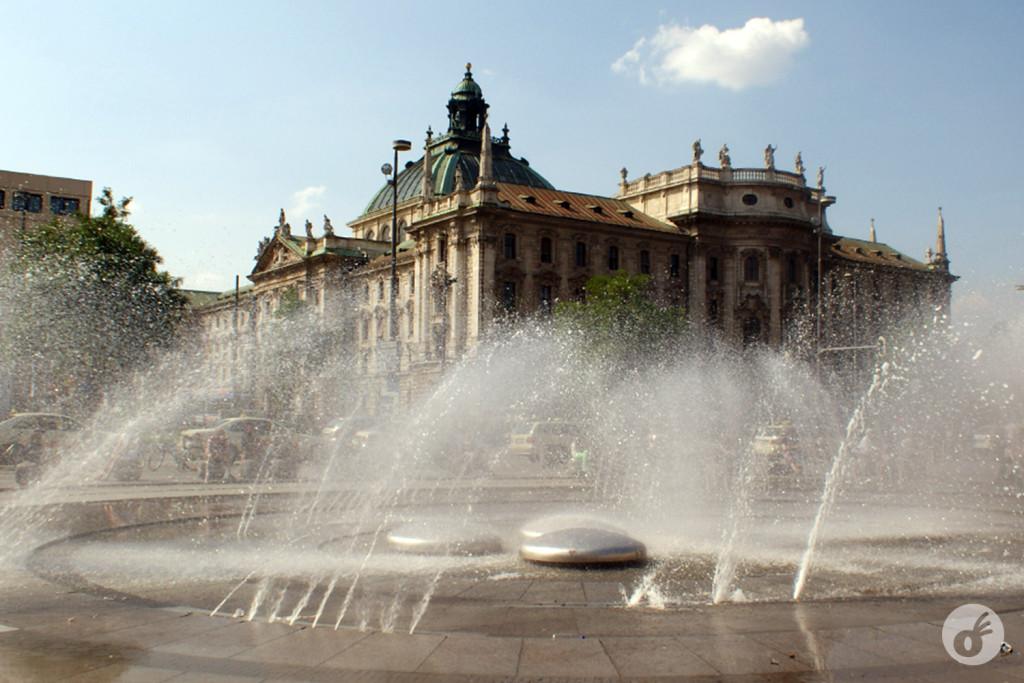 Fonte da Karlsplatz