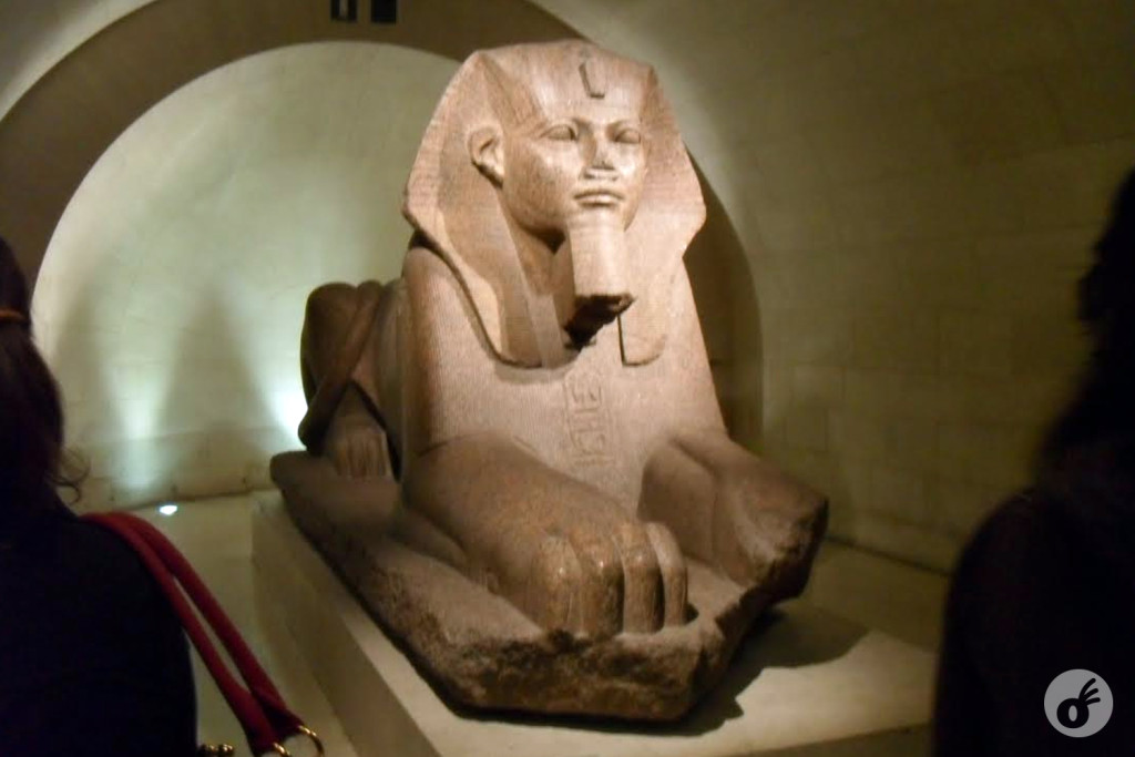 """""""Você gostaria de conhecer o Egito, filha?"""""""
