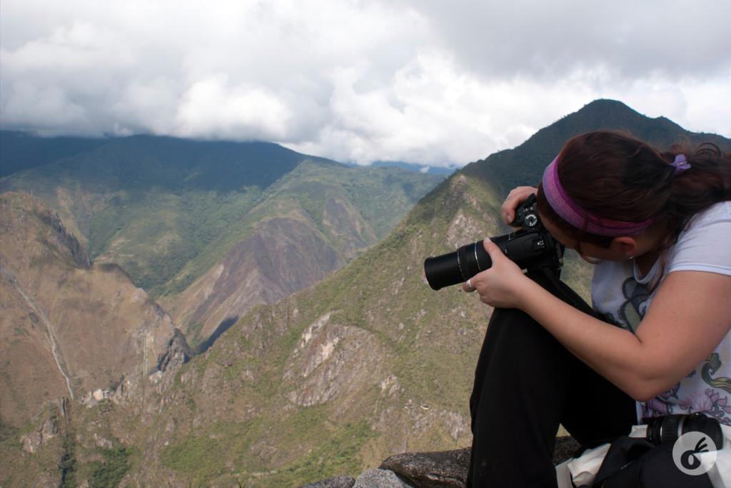 Do churrasco a Huayna Picchu foi um longo caminho.