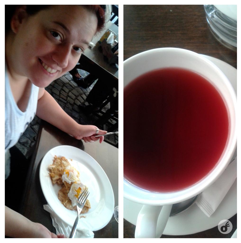 Ovolândia, e o melhor chá da vida.