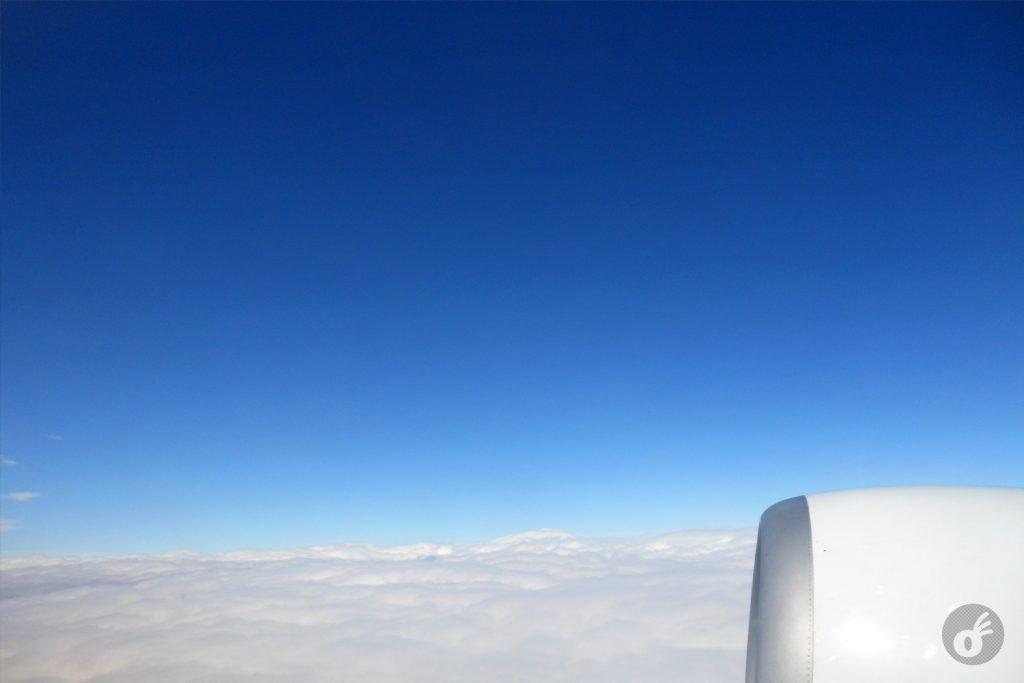 De zero a dez, sua vontade de rolar em cima dessas nuvens é...